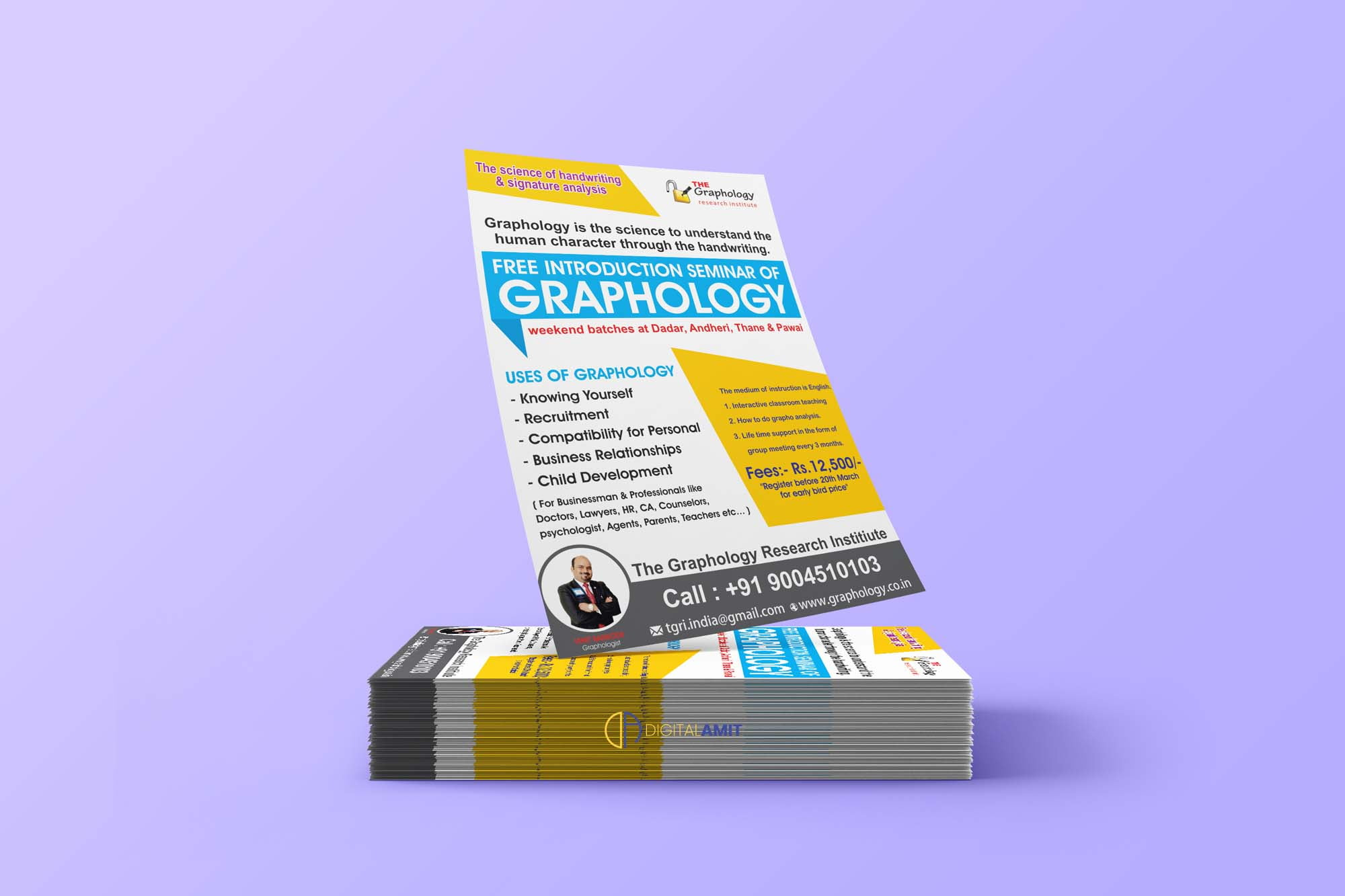 the graphology research institute