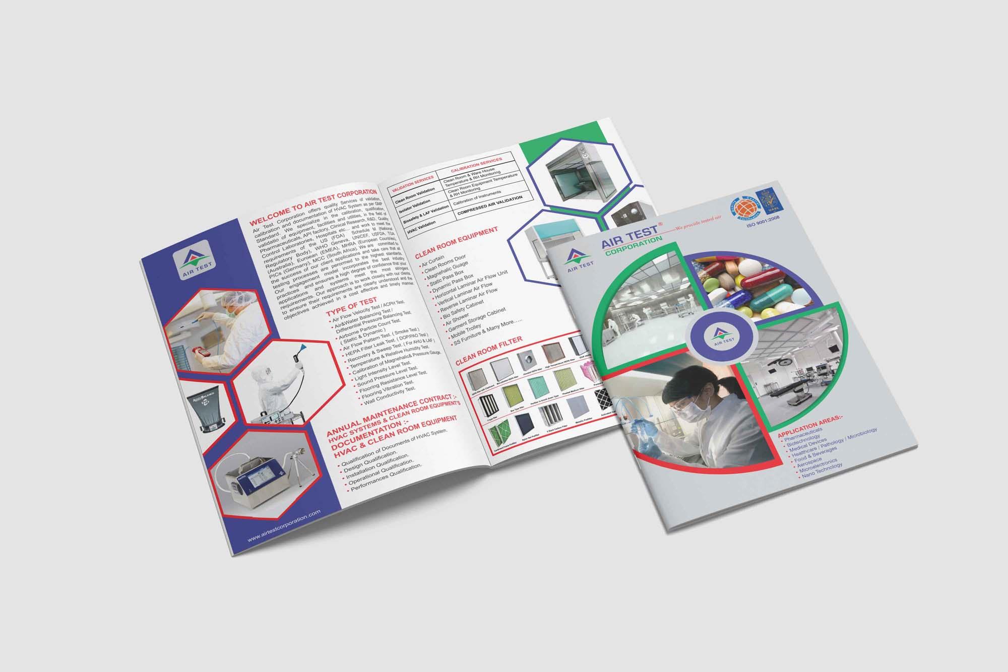 AirTest Corporation Brochure